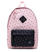 Parkland Bayside Backpack Polka Dots Quartz