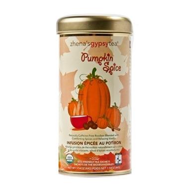 Zhena\'s Gypsy Tea Pumpkin Spice