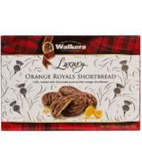 Walkers Orange Royals Shortbread