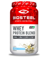 BioSteel Natural Whey Protein Blend Vanilla