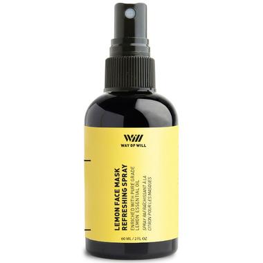 Way of Will Face Mask Refreshing Spray Lemon
