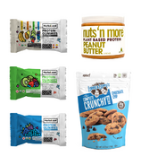 Plant-Based Protein Snack Pack Bundle - Option 1