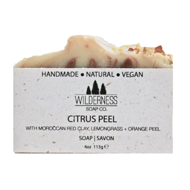 Wilderness Soap Co. Citrus Peel Soap