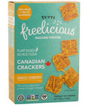 Tutti Freelicious Gently Cheezed Crackers