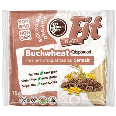 Smartbite Organic Buckwheat Crispbread