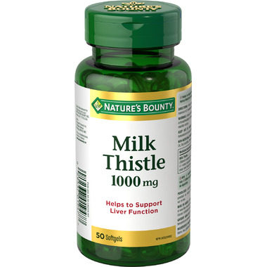 Nature\'s Bounty Milk Thistle
