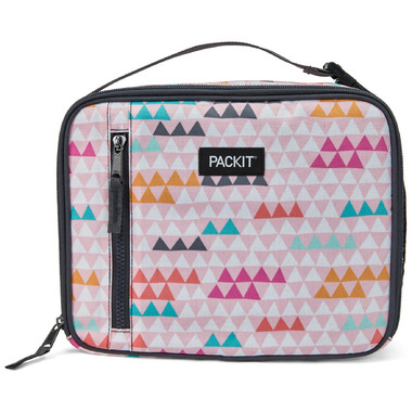 PackIt Freezable Classic Lunch Box Paper Triangles