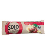 SoLo Gi White Chocolate Cherry Energy Bar