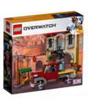 LEGO Overwatch Dorado Showdown