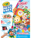 Crayola Color Wonder Mess Free Colouring Farm Friends