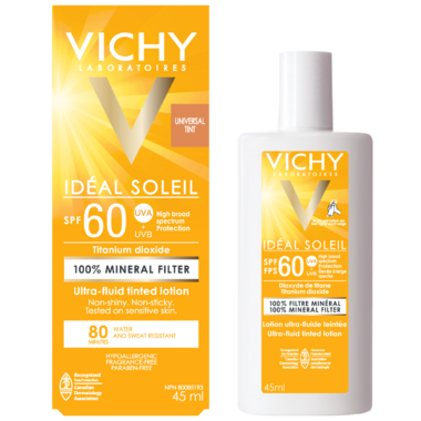 Vichy Mineral Tinted Lotion SPF 60