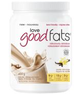 Suzie's good fats Vanilla Shake