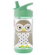 3 Sprouts Water Bottle Owl