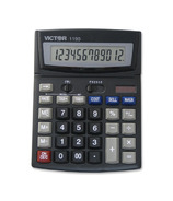 Victor Business Desktop Display Calculator