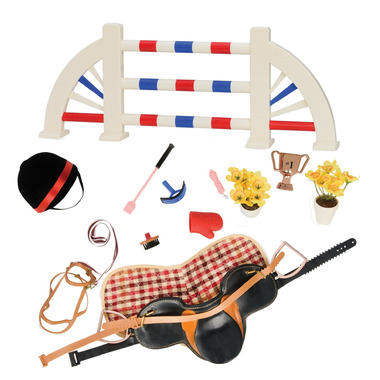 Our Generation Equstrian Style Set