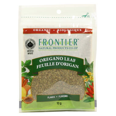 Frontier Natural Products Organic Oregano