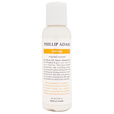 Phillip Adam Body Lotion Original Coconut