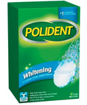 Polident Whitening Denture Cleanser