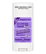 Earthwise Lavender Natural Deodorant