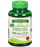 Nature's Truth Fish Oil 1000 mg and Omega-3 300 mg