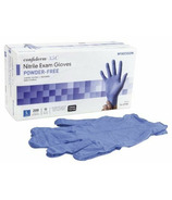 McKesson Nitrile Exam Gloves Large