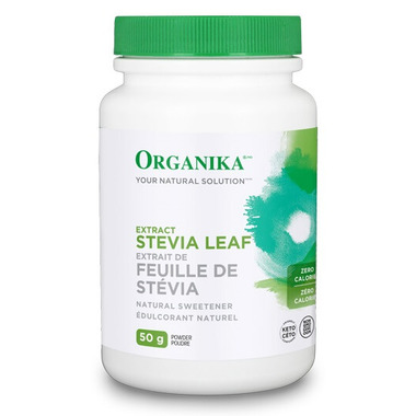 Organika Stevia Leaf