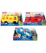 Fisher Price Large Vehicle Assorted