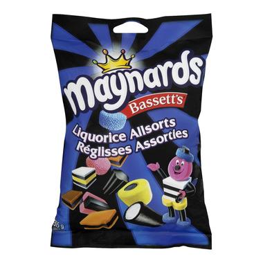 Maynards Bassett\'s Liquorice Allsorts