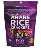 Lotus Foods Tamari Arare Rice Crackers