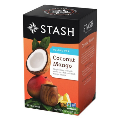 Stash Premium Coconut Mango Oolong Tea