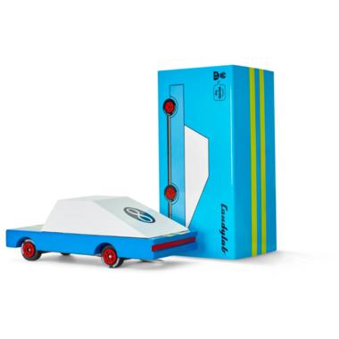 Candylab Candycar Blue Racer