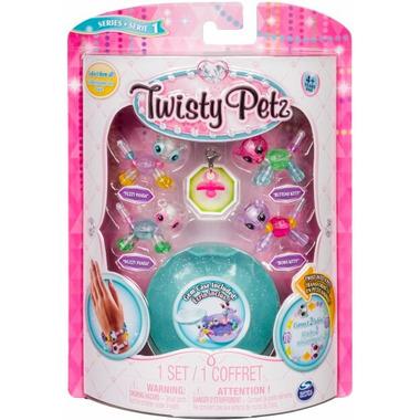 Twisty Petz Babies Collection Pandas and Kitties Set
