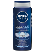 Nivea Men Cool Kick 24H Fresh Effect Shower Gel