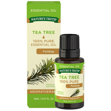 Nature\'s Truth Aromatherapy 100% Pure Purifying Tea Tree Oil