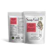 Soup Girl Mexican Amaranth Soup