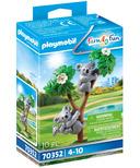 Playmobil Family Fun Koalas with Baby