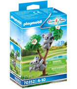 Playmobil Family Fun Koalas with Baby