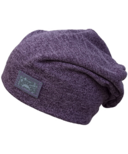 Calikids Knit Slouchy Hat Plum