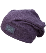 Calikids Knit Slouchy Hat Plum