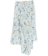 Loulou Lollipop Muslin Swaddle Up Up Away