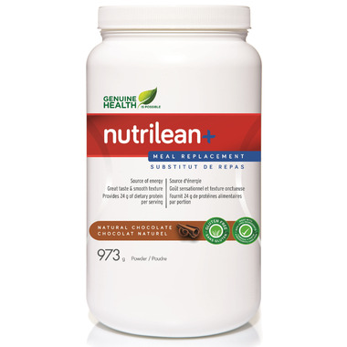 Genuine Health Nutrilean+ Chocolate