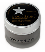 Routine De-Odor-Cream Natural Deodorant SUPERSTAR