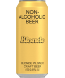 BSA Non-Alcoholic Beer Blonde Pilsner