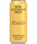 BSA Non Alcoholic Blonde Pilsner