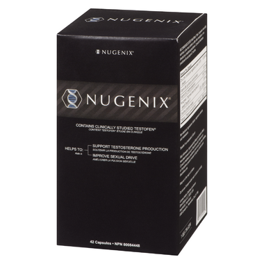 Buy Nugenix Free Testosterone Booster from Canada at Well.ca - Free Shipping