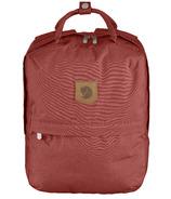 Fjallraven Greenland Zip Backpack Dahlia