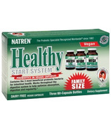 Natren Healthy Start System Dairy Free Capsules
