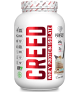 Perfect Sports CREED Whey Protein Isolate Iced Mocchachino