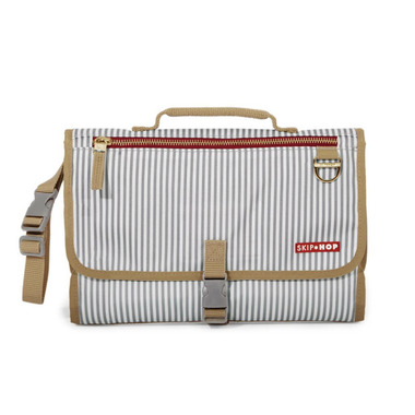 Skip Hop Pronto Signature Changing Station French Stripe