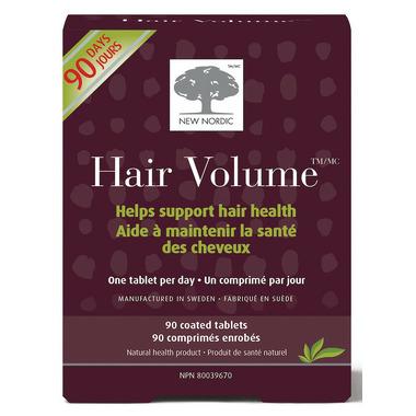 New Nordic Hair Volume